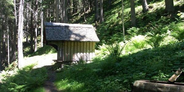 """Kapelle """"Bruderhüsle"""""""