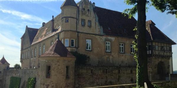 Burg stettenfels wanderung