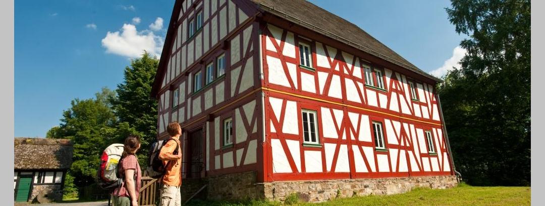 Landschaftsmuseum Westerwald in Hachenburg
