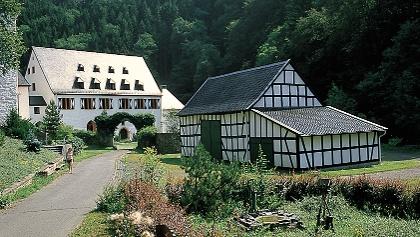 Kloster Ehrenstein am Westerwaldsteig