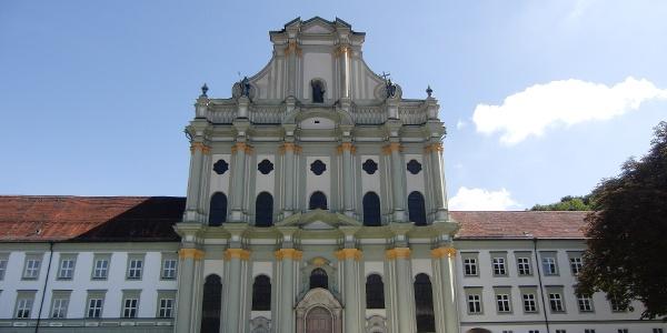 Kloster Fürstenfeld.