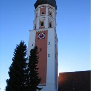 "Pfarrkirche ""Maria Himmelfahrt"", Oberkammlach"