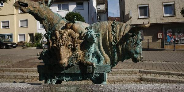 Viehmarktbrunnen