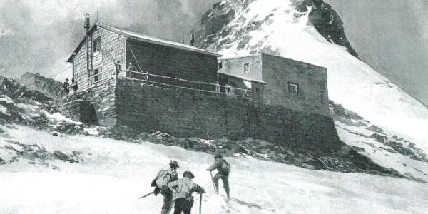 Erzherzog-Johann-Hütte vom Hofmannskees