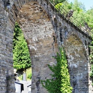 Viadukt in Gräfenthal