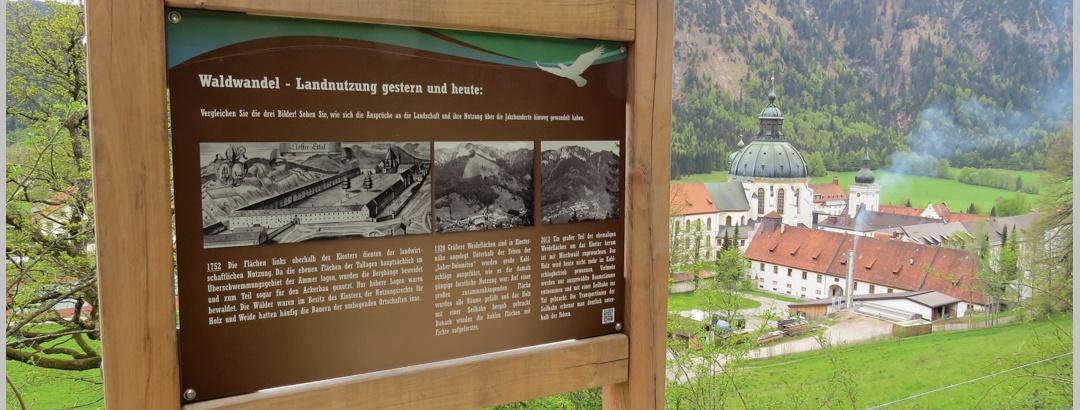 Bergwalderlebnispfad Ettal