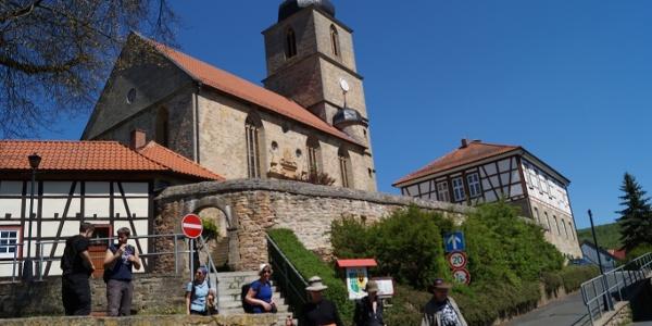 Kirche in Sülzfeld
