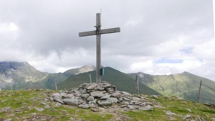 Gipfelkreuz des Stubeck