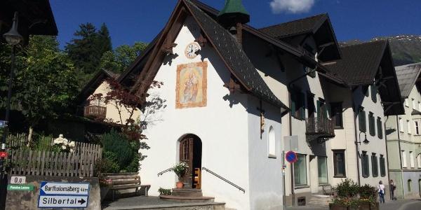 Litzkapelle Schruns