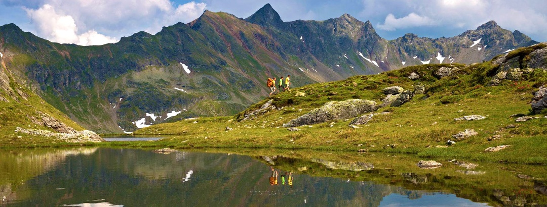 The 10 most beautiful high routes in Austria