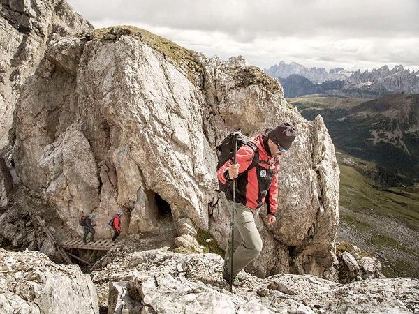 Val di Fassa - Passo San Pellegrino - Costabella