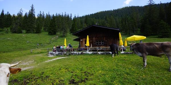 Die Jägerhütte