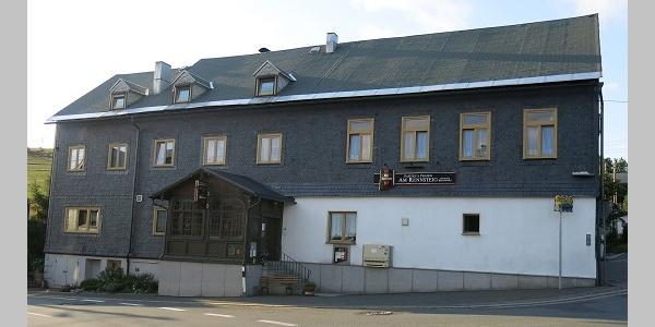 """Gasthaus & Pension """"Am Rennsteig"""""""