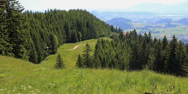 Blick zur Kappeler Alp