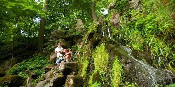Nenderother Wasserfall
