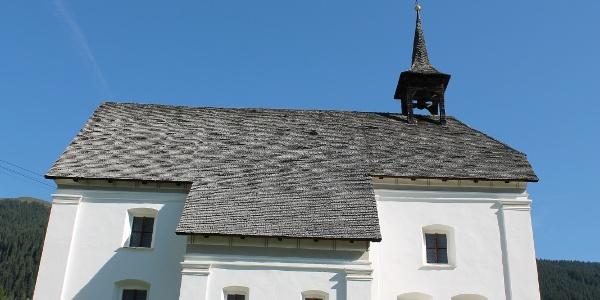 Kapelle in Acletta