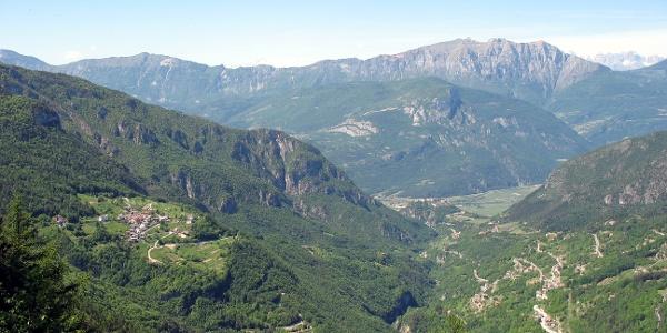 La valle del Rio Cavallo - Rosspach