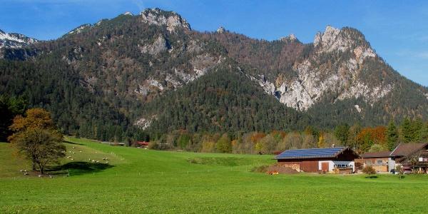 Rund um das Lattengebirge