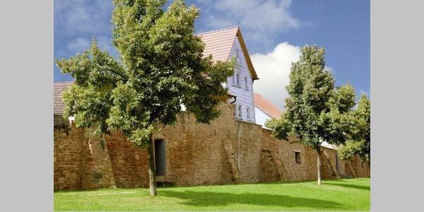 Stadtmauer Wörth