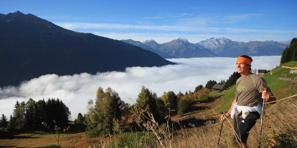 Landschaft Bodastall-Schleife