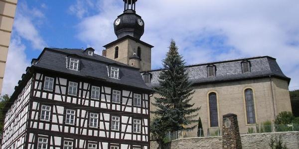 St. Marien - Gräfenthal