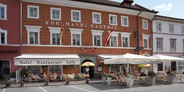 Gasthof Kohlmayr in Gmünd