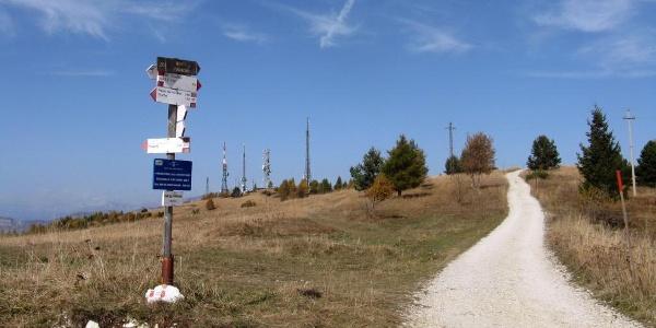 Trekking al Rifugio Finonchio.