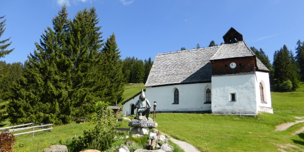 St. Agatha Bergknappenkapelle