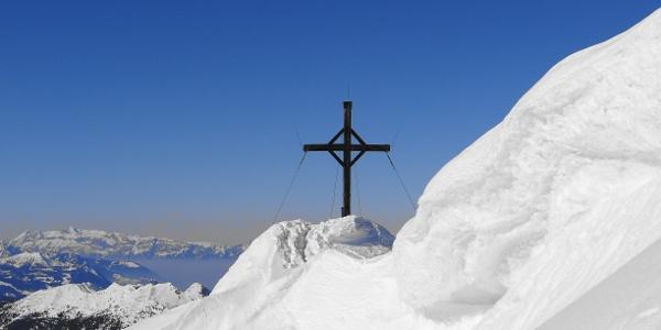 Gipfel Lobspitze