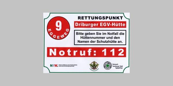 Borlinghauser Hütte (Rettungspunkt 20)
