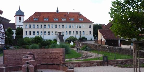 Schloss Binau