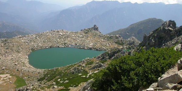 Lac de Bastani