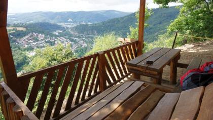 Aussicht vom Mehrsberg