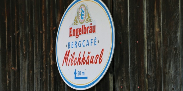 Bergcafe Milchhäusl