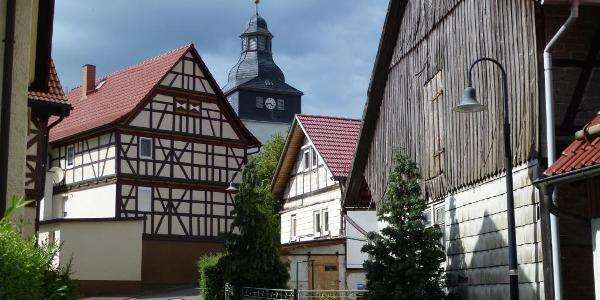 Kirche in Oberkatz