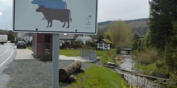 Milchweg Referinghausen