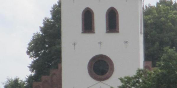 Ugglan, Vedby kyrka