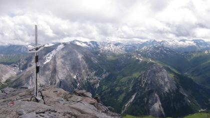 Vom Mosermandl (2680 m) (4.7.2016)