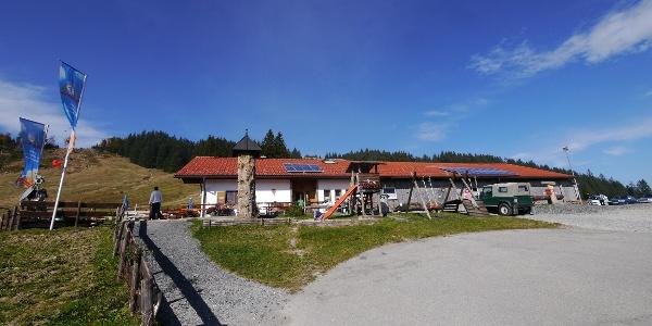 Die Alpe Stubental
