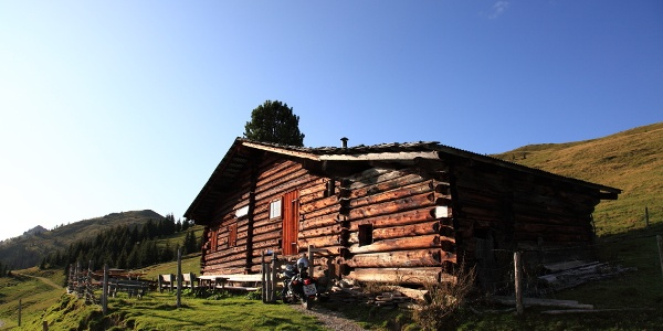 Henerbichlalm, 1.826 m