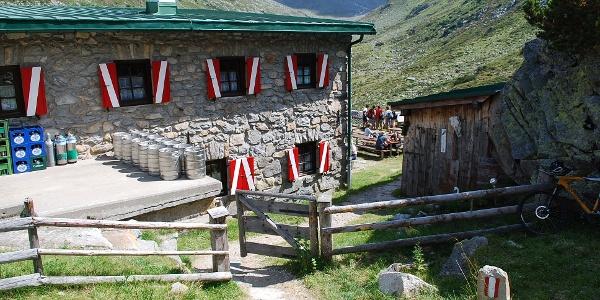 Osnabrückerhütte / DAV Hütte