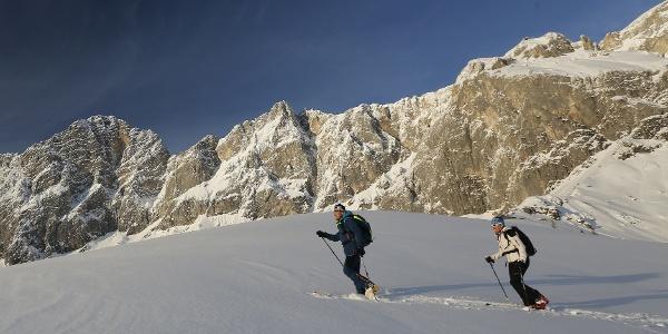 Skitourenparadies Ramsau und Dachstein