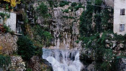 Valstagna the falls