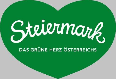 Logo Steiermark Tourismus - Das Grüne Herz Österreichs