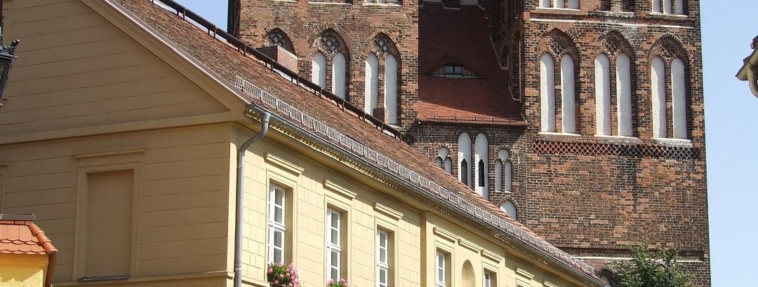 Schulstraße 1 in Luckau