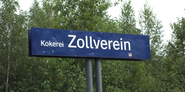 Bahnhof Zollverein