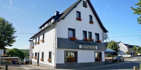 Gasthof Zur Quelle Boos Frontansicht
