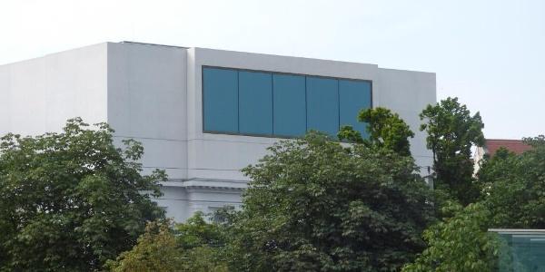 Panoramafenster, Außenansicht