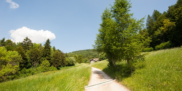 Landschaft in San Giovanni