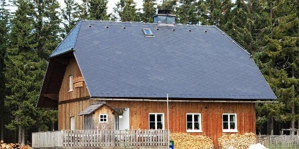Schutzhütte Hauereck